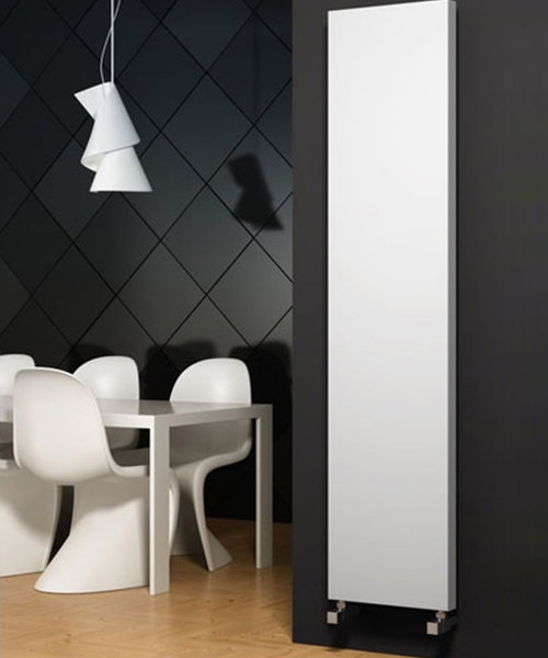 Alternate image of Reina Juno Satin Finish 400 x 1800mm Stainless Steel Radiator