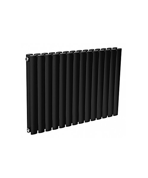 Alternate image of Reina Neva White 826 x 550mm Double Panel Radiator