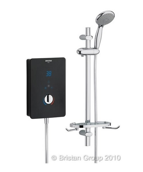 Additional image of Bristan Bliss 10.5kW Electric Shower White