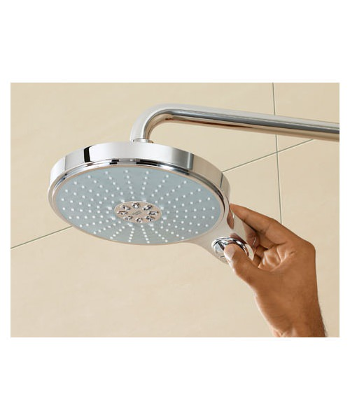 Additional image of Grohe Spa Power And Soul Cosmopolitan Shower Set With Bath Thermostat