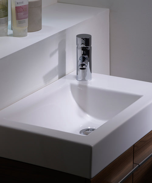 Alternate image of Tavistock Kobe 560mm Freestanding Vanity Unit With Basin