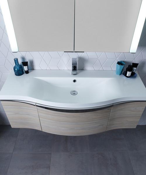 Alternate image of Roper Rhodes Serif 1200mm Isocast Gelcoat Basin For Furniture