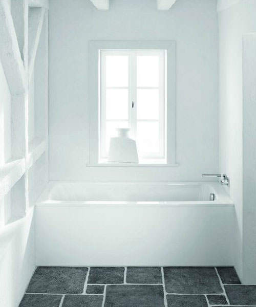 Additional image of Kaldewei Advantage Cayono Star 756 Single Ended Steel Bath 1700 x 750mm