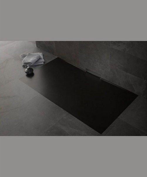 Additional image of Kaldewei Avantgarde Xetis 1700 x 900mm Steel Shower Tray White