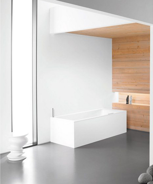 Additional image of Kaldewei Ambiente Puro Duo 665 Double Ended Steel Bath 1900 x 900mm
