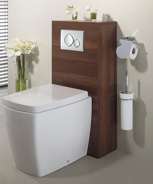Additional image of Bauhaus Touch Modern Design Cloakroom Suite