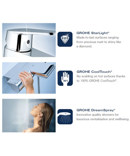 Additional image of Grohe  27700000