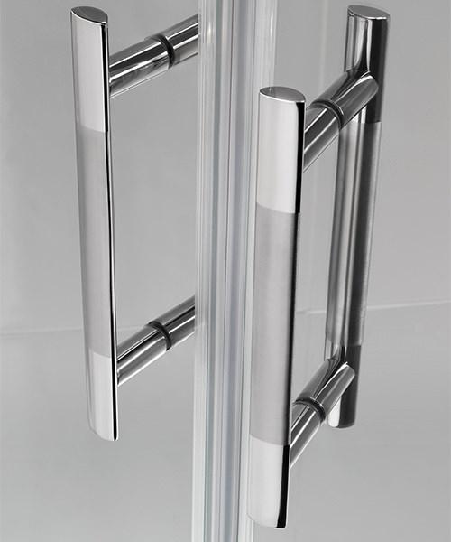 Additional image of Twyford ES400 Bi-Fold Shower Enclosure Door 760mm