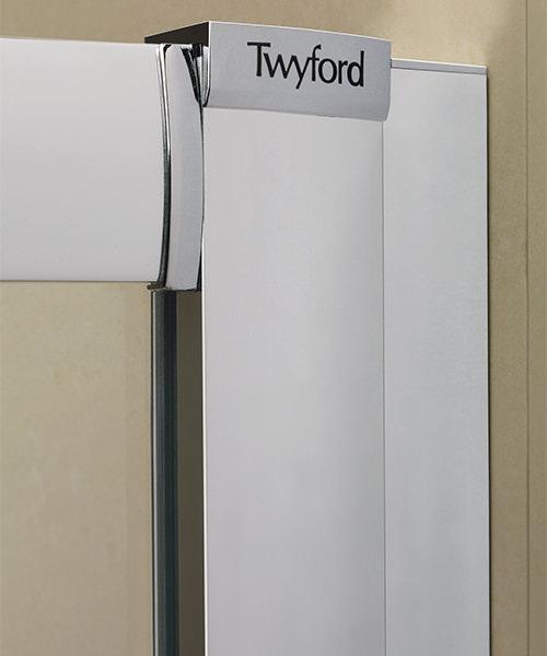 Additional image of Twyford ES200 900mm Bi-Fold Shower Enclosure Door