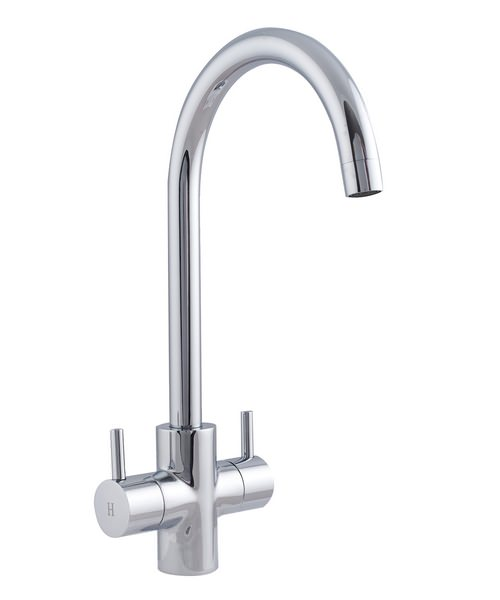 Additional image of Astracast Korona Polished Stainless Steel Inset Sink And Tap Pack - 1.5B