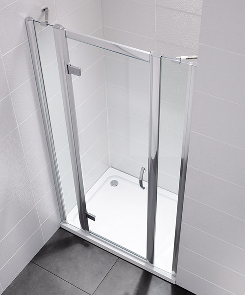 Additional image of April Identiti2 900mm Bifold Shower Door