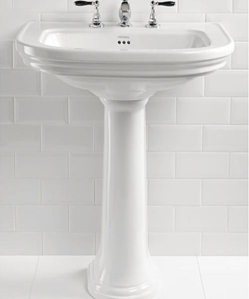 Additional image of Imperial Carlyon 715mm Large Basin With 1 Tap Hole