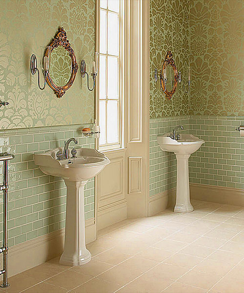 Additional image of Imperial Oxford Large Basin 655mm And Pedestal