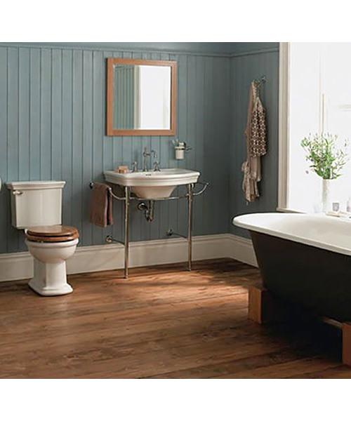 Alternate image of Imperial Firenze Large Basin 705mm With Basin Stand