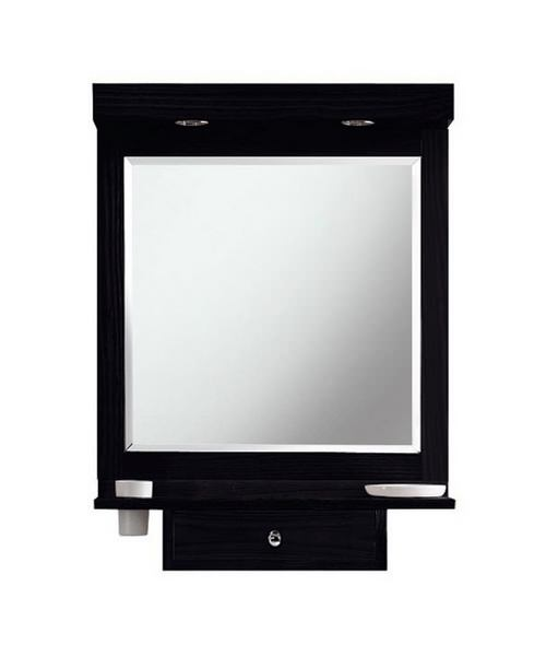 Alternate image of Imperial Linea Mirror With Shaker Light Pelmet And Shelf With Drawer