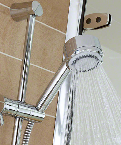 Alternate image of Mira Discovery BIV Built-In Valve Thermostatic Mixer Shower Chrome