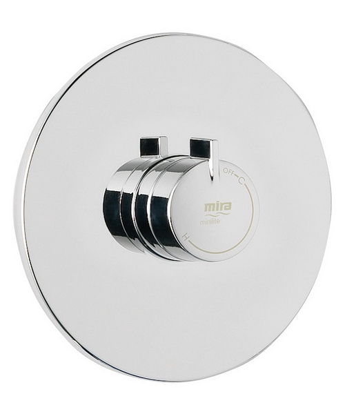 Additional image of Mira Minilite Eco BIV Built In Valve Thermostatic Mixer Shower
