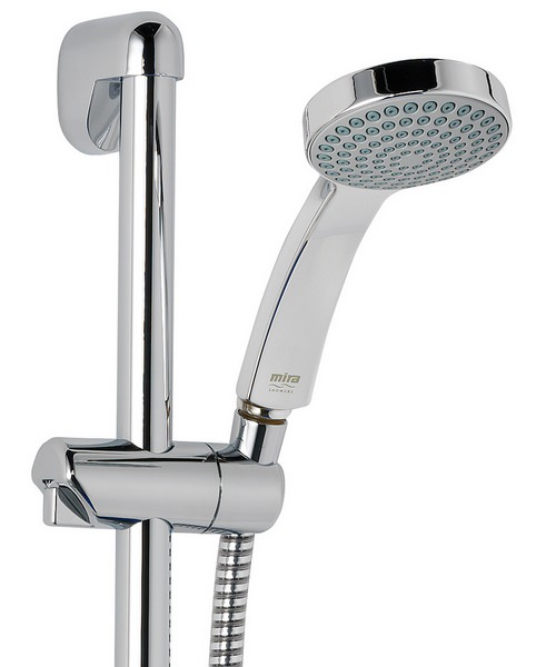 Additional image of Mira Minilite BIV Built In Valve Thermostatic Mixer Shower Chrome