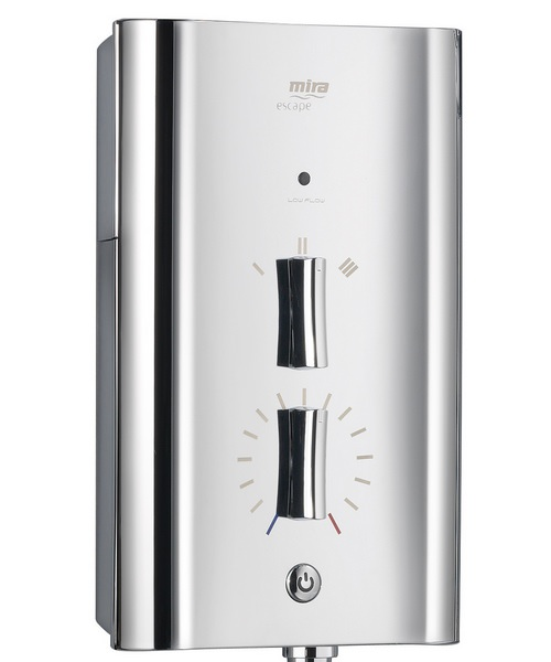 Additional image of Mira Escape Thermostatic Electric Shower 9.0KW Chrome