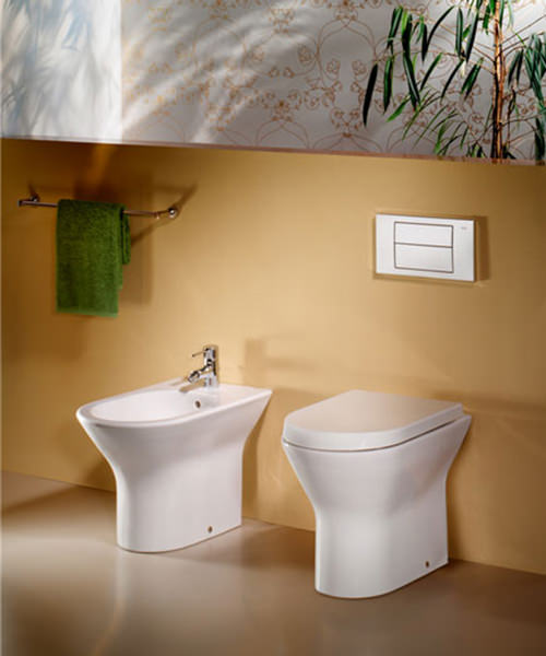 Alternate image of Roca Nexo Back To Wall WC Pan 540mm