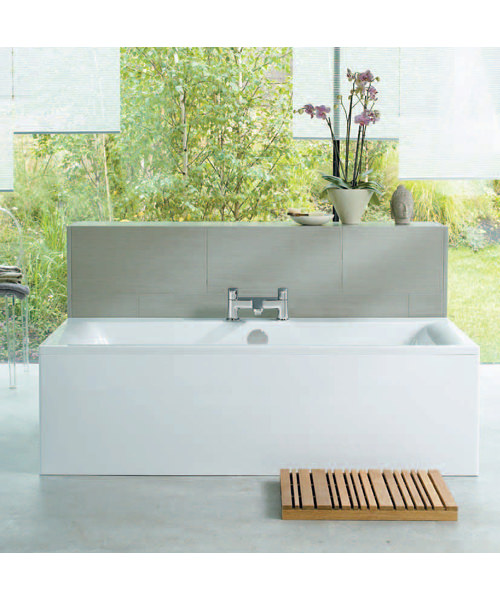 Additional image of Ideal Standard Concept Idealform Double Ended Bath 1700 x 750mm