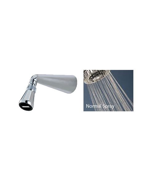 Alternate image of Tre Mercati Small Perfecta Shower Head Complete With Standard Arm