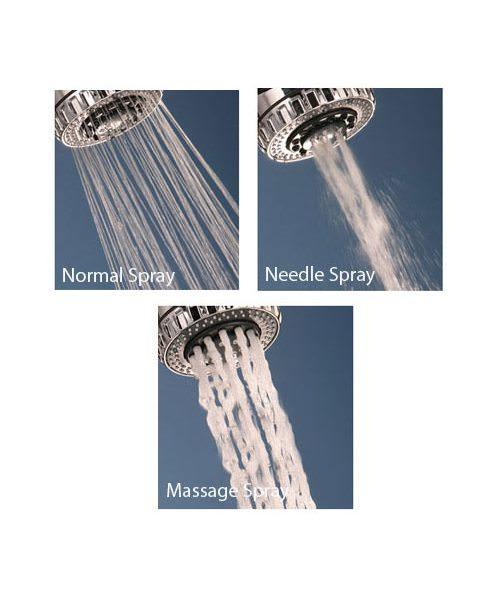 Alternate image of Tre Mercati Contour Shower Handset