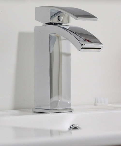Additional image of Ultra Vibe Single Lever Mono Basin Mixer Without Waste