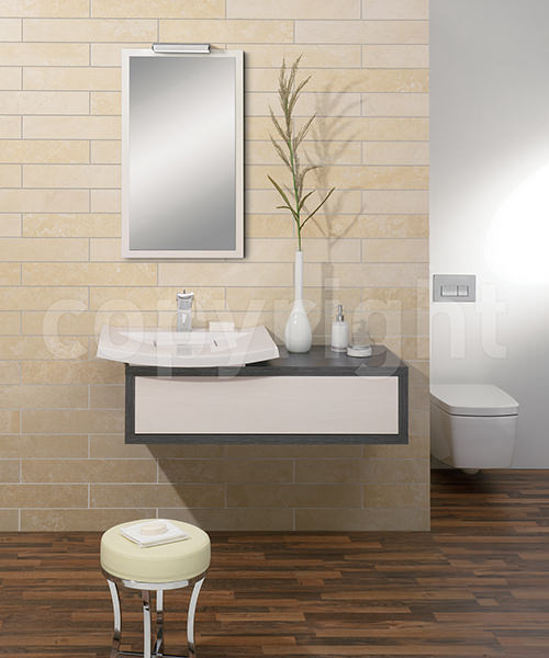 Additional image of Crosswater Glide Monobloc Chrome Basin Mixer Tap