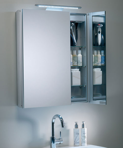 Additional image of Roper Rhodes Ascension Refine Slimline Bathroom Cabinet