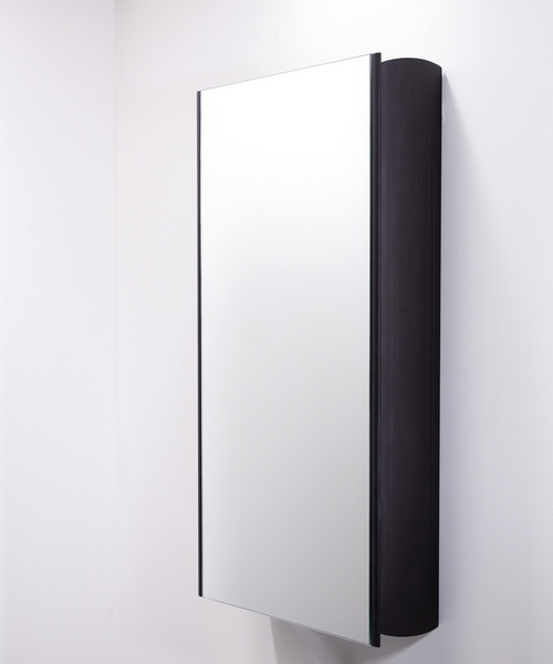 Additional image of Roper Rhodes Ascension Limit Slimline Satin Black Cabinet
