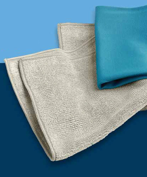 Alternate image of Bristan E-Cloth Cleaning Cloth