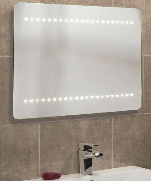 Additional image of Roper Rhodes Clarity Flare LED Mirror