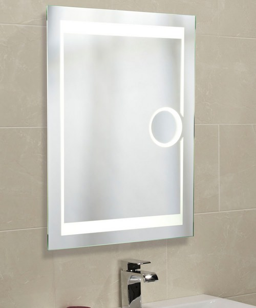 Additional image of Roper Rhodes Clarity Corona Backlit Mirror
