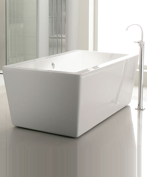 Alternate image of Heritage Headley Double Ended 1730 x 780mm Bath