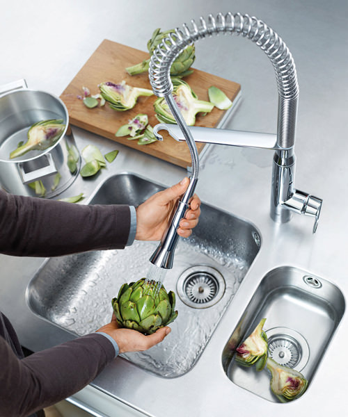 Additional image of Grohe K7 Professional Kitchen Sink Mixer Tap