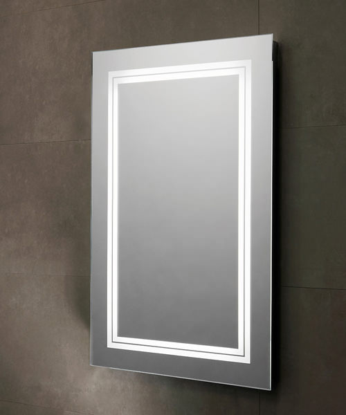 Additional image of Tavistock Transmit LED Backlit Illuminated 450 x 700mm Mirror Portrait