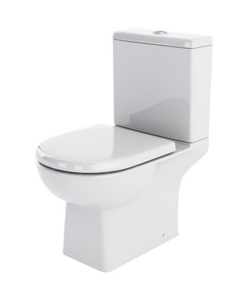 Alternate image of Lauren Asselby Basin And Toilet Set