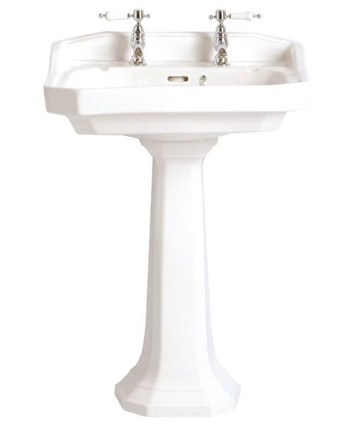 Alternate image of Heritage Granley Traditional Bathroom Suite - 1