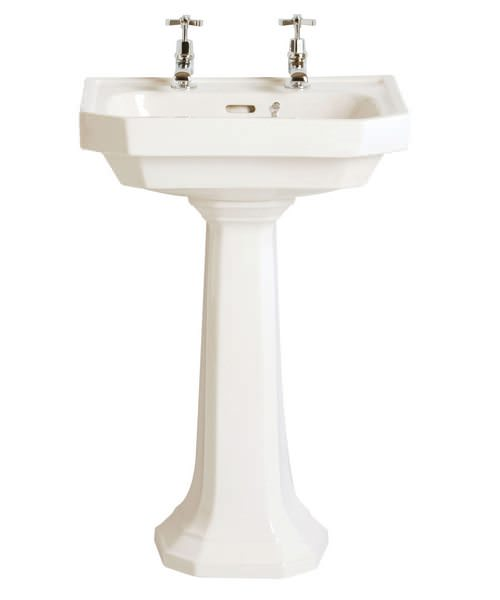 Additional image of Heritage Granley Deco Traditional Bathroom Suite