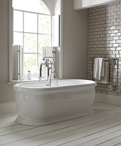 Additional image of Heritage Victoria Traditional Bathroom Suite - 1