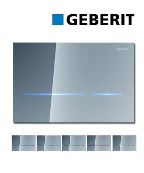geberit sigma80 flush plate touchless for 12cmup320. Black Bedroom Furniture Sets. Home Design Ideas