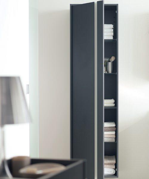 Duravit Ketho Tall Cabinet Single Door 360mm Depth