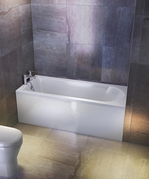 Cleargreen Reuse Single Ended 1700 X 700mm Rectangular Bath