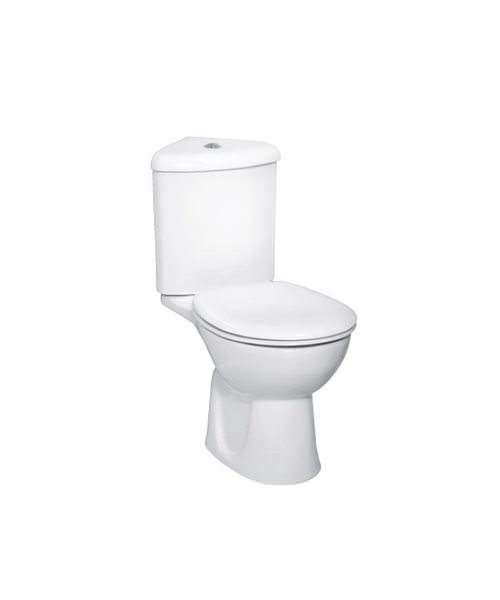 Alternate image of VitrA Layton Corner Cistern