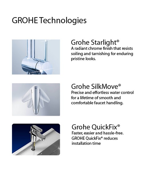 Additional image of Grohe  32632000