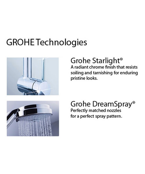 Additional image of Grohe  34223000