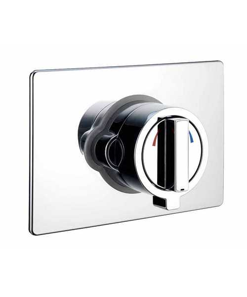 Additional image of Bristan Chill Thermostatic Surface Mounted Shower Valve