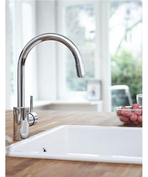 Grohe Concetto Single Lever Monobloc Sink Mixer Tap