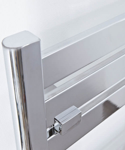 Additional image of Phoenix Ascot Chrome 500 x 1200mm Designer Radiator
